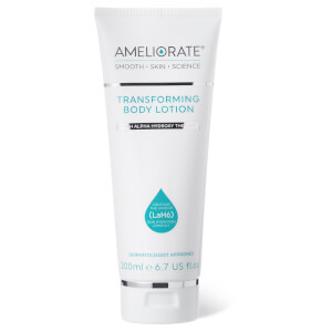 AMELIORATE Transforming Body Lotion Fragrance Free -vartalovoide, hajuton 200ml