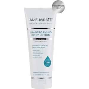 AMELIORATE Transforming Body Lotion Fragrance Free bezzapachowy balsam do ciała 200 ml