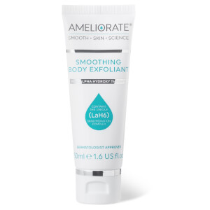 AMELIORATE Smoothing Body Exfoliant 50ml Travel Size