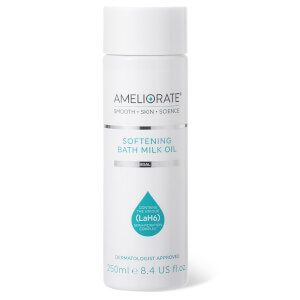 AMELIORATE Softening Bath Milk Oil -kylpyöljy 250ml