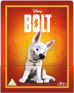 Bolt - Steelbook Edición Limitada Exclusivo de Zavvi (Edición UK)