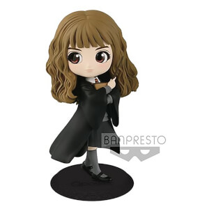 Banpresto Q Posket Harry Potter Hermione Granger Figure 14cm (Normal Colour Version)