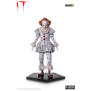 Iron Studios Stephen King's IT 2017 Art Scale Statue 1/10 Pennywise 22 cm