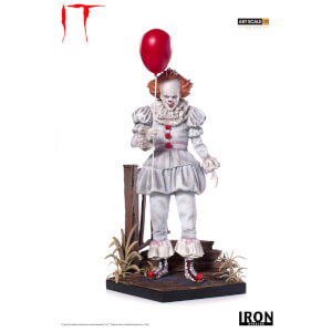 Iron Studios Stephen King's IT 2017 Deluxe Art Scale Statue 1/10 Pennywise 25 cm