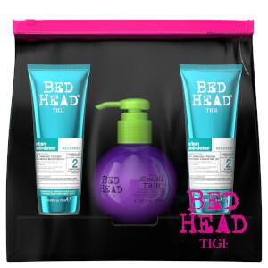 TIGI Bed Head Moisturising and Volumising Hair Mini Set (Free Gift) (Worth £18.00)