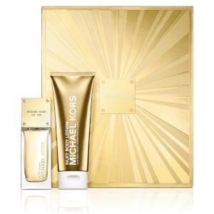 Michael Kors Sexy Amber Eau de Parfum 50ml Gift Set (Worth £84)