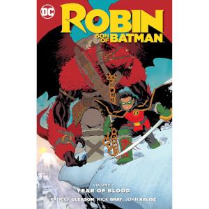DC Comics Robin Son Of Batman Vol 01 Year Of Blood (Graphic Novel)