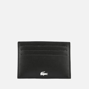 Lacoste Men's Credit Card Holder - Black