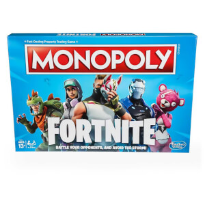 Monopoly Édition Fortnite