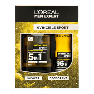 L'Oréal Paris Men Expert Invincible Sport Christmas Gift