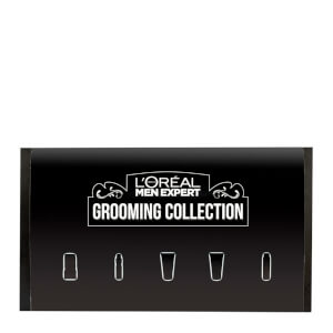 L'Oréal Paris Men Expert Ultimate Grooming Collection Christmas Gift (Worth £28.4)