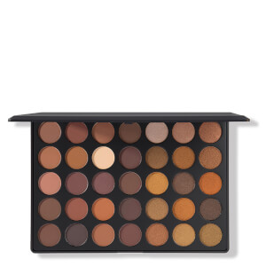 Morphe 35R Ready, Set, Gold Eyeshadow Palette paleta cieni do powiek