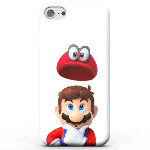 Nintendo Super Mario Odyssey Mario And Cappy Phone Case for iPhone and Android