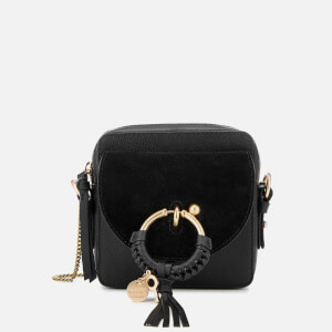 See By Chloé Women's Joan Camera Bag - Black