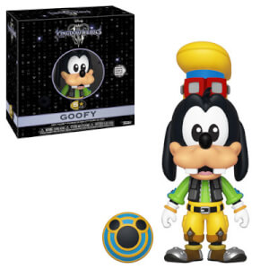 Figurine Funko 5-Star - Dingo - Kingdom Hearts