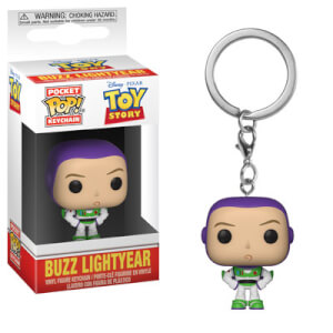 Toy Story Buzz Funko Pop! Keychain