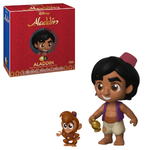 Funko 5 Star Vinyl Figure: Aladdin - Aladdin