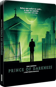 The Prince Of Darkness - 4K Ultra HD & Blu-ray Zavvi UK Exclusive Steelbook