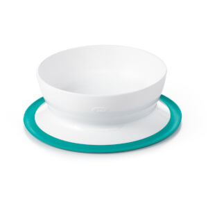 OXO Tot Stay Put Bowl - Teal