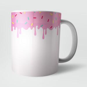 Doughnut Icing Mug