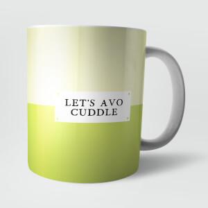 Let's Avo Cuddle Mug