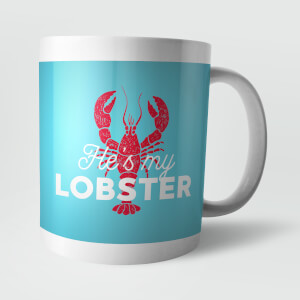 He's My Lobster Mug