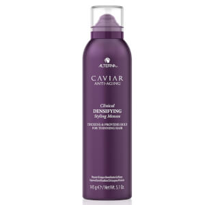 Mousse Clinique Densifiante Coiffante Caviar Alterna 145 g