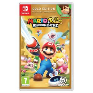 Mario + Rabbids Kingdom Battle Gold Edition