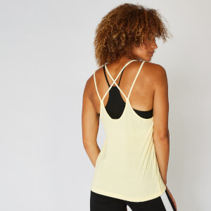 Myprotein Flow Vest - Lemon