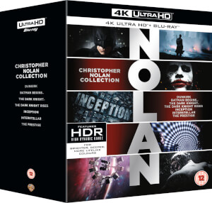 Nolan Collection - 4K Ultra HD
