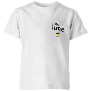 Smiley World Magic Time Kids' T-Shirt - White