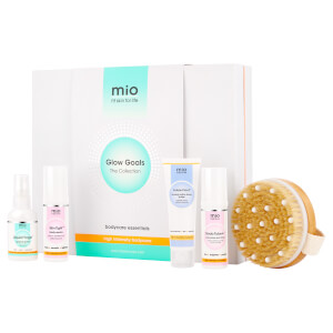 Mio Glow Goals Bodycare Collection -ihonhoitosetti