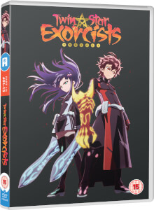 Twin Star Exorcists - Part 1