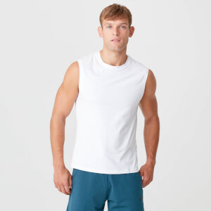 Luxe Classic Sleeveless T-Shirt
