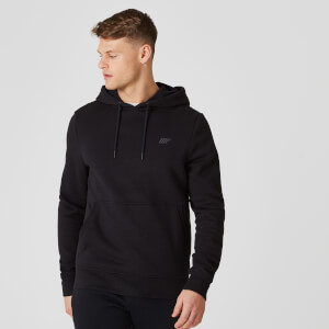 MP Men's Tru-Fit Pullover Hoodie 2.0 - Black