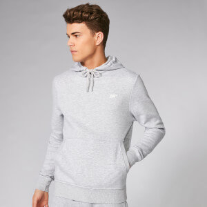 MP Tru-Fit Pullover Hoodie 2.0 - Grey Marl