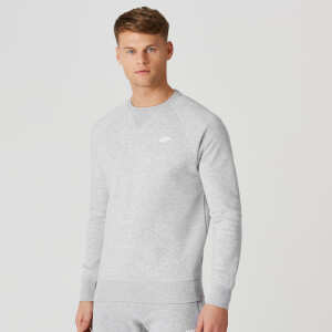 Tru-Fit Crew Neck 2.0 - Grey Marl