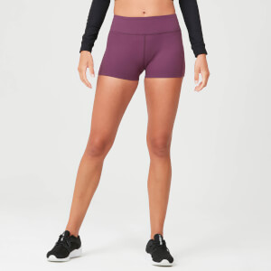 Power Shorts - Mulberry