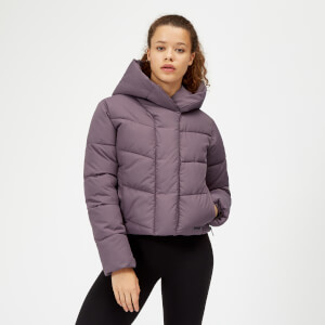 Pro Tech Protect Puffer Jacket - Mauve