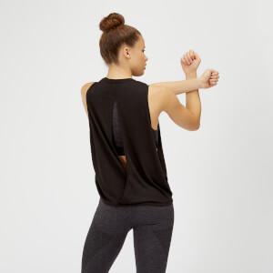 Myprotein Jump Vest - Black