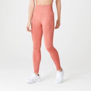 MP Women's Shape Seamless Ultra Leggings – Copper Rose