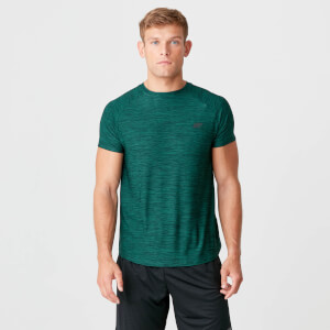 Dry-Tech Infinity T-Shirt - Dark Green Marl