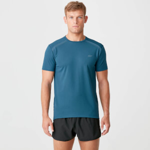 Boost T-Shirt - Petrol Blue