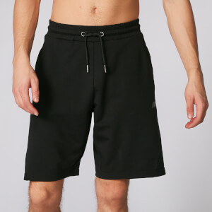 Shorts Form Sweat - Preto