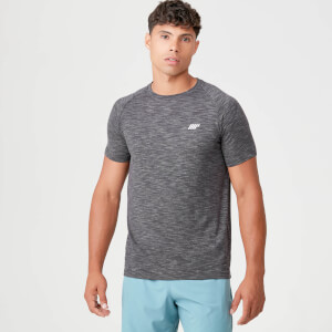 Myprotein Performance T-Shirt - Black Marl