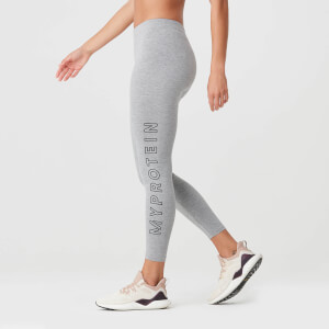 The Original Leggings - Grey Marl