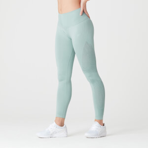 Myprotein Shape Seamless Leggings Seafoam