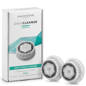 Magnitone London Replacement Brush Head -harjapää, Daily Cleanse (normaalille iholle)