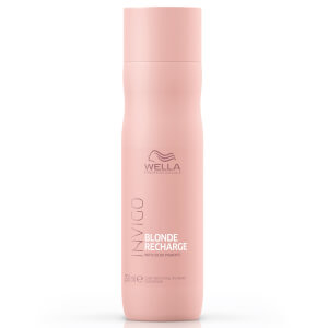 Wella Professionals Care INVIGO Blonde Recharge Color Refreshing Shampoo - Cool Blonde 250ml