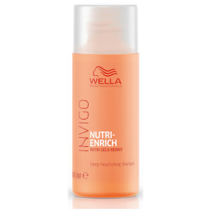 Wella Professionals Invigo Nutri-Enrich Deep Nourishing Shampoo 50ml